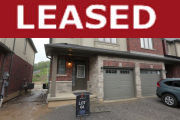 LEASED – 12 Farley Lane Ancaster, ON